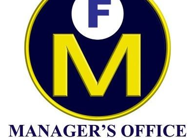 MANAGERS OFFICE LOGO